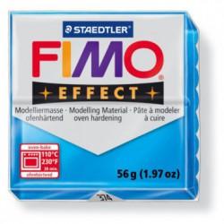 FIMO EFFECT TRANSLUCID -ALBASTRU (56G )