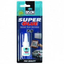 SUPER GLUE PROFESSIONAL BISON - 7,5 GR