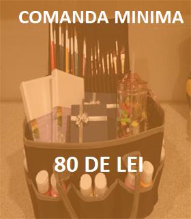 Banner Comanda minima